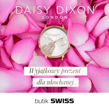 Wyjątkowy prezent dla ukochanej w salonie Swiss