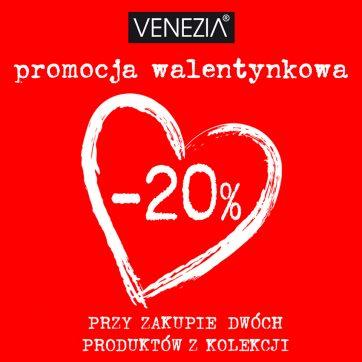 Świętuj Walentynki razem z Venezia!