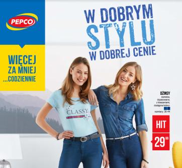 Nowa gazetka promocyjna PEPCO