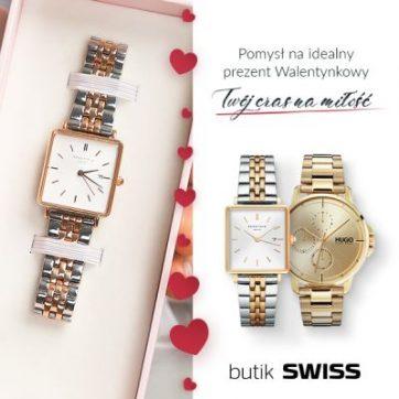 Walentynki w butikach SWISS!