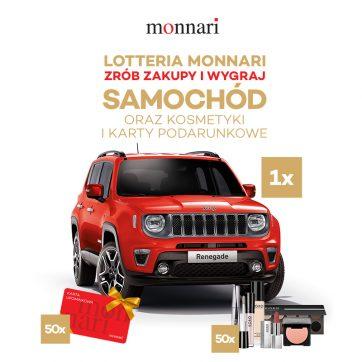 🤩Startuje Loteria Monnari!🤩