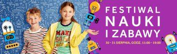 Festiwal Nauki i Zabawy w Atrium Plejada