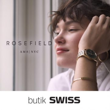 Do każdego zakupionego zegarka Rosefield otrzymasz niespodziankę!