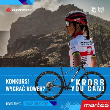 Konkurs z Martes Sport i KROSS! 💥💥
