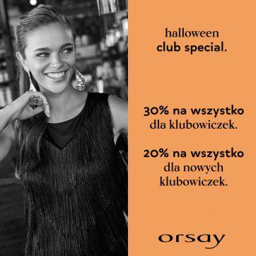 halloween club special