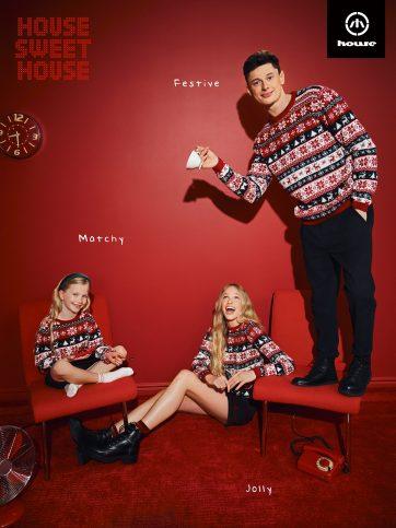 HOUSE SWEET HOUSE Świąteczna kolekcja 2020