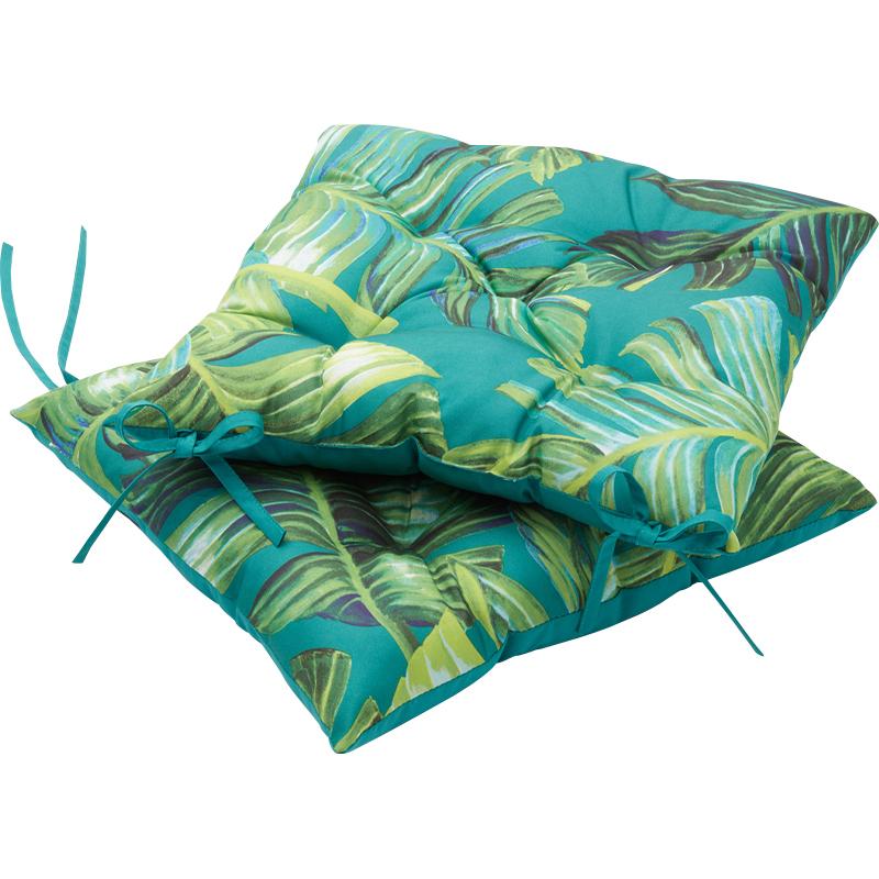 PEPCO - poduszki na krzesła 40 x 40 cm 2 szt.