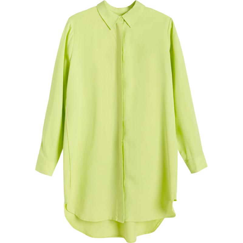 koszula o luźnym kroju