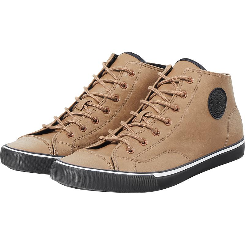 DIVERSE - buty z ozdobną aplikacją