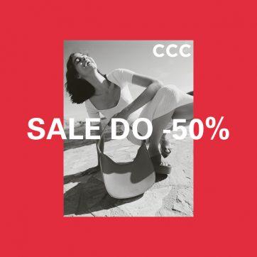 WYPRZEDAŻ W CCC NAWET DO -50%!