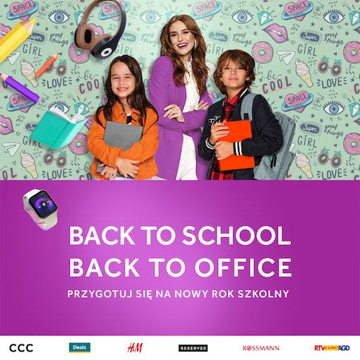 Powrót do szkoły i biura